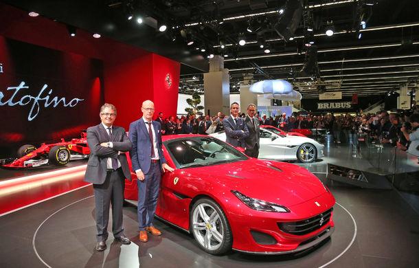 Înlocuitorul lui California T este aici: Ferrari Portofino are 600 de cai putere și ajunge la 100 km/h în 3.5 secunde (UPDATE FOTO) - Poza 7