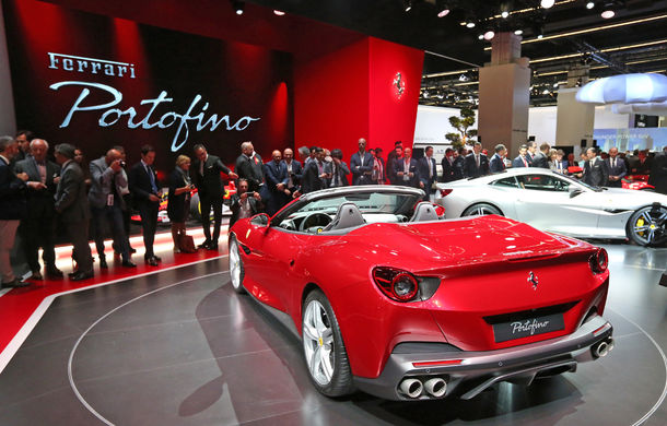 Înlocuitorul lui California T este aici: Ferrari Portofino are 600 de cai putere și ajunge la 100 km/h în 3.5 secunde (UPDATE FOTO) - Poza 5