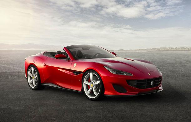 Înlocuitorul lui California T este aici: Ferrari Portofino are 600 de cai putere și ajunge la 100 km/h în 3.5 secunde (UPDATE FOTO) - Poza 1