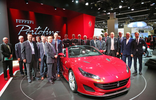 Înlocuitorul lui California T este aici: Ferrari Portofino are 600 de cai putere și ajunge la 100 km/h în 3.5 secunde (UPDATE FOTO) - Poza 13
