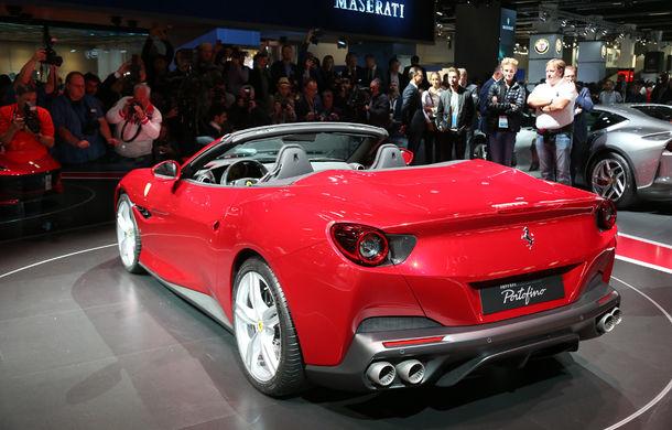 Înlocuitorul lui California T este aici: Ferrari Portofino are 600 de cai putere și ajunge la 100 km/h în 3.5 secunde (UPDATE FOTO) - Poza 16