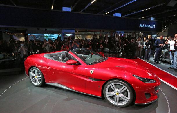 Înlocuitorul lui California T este aici: Ferrari Portofino are 600 de cai putere și ajunge la 100 km/h în 3.5 secunde (UPDATE FOTO) - Poza 4