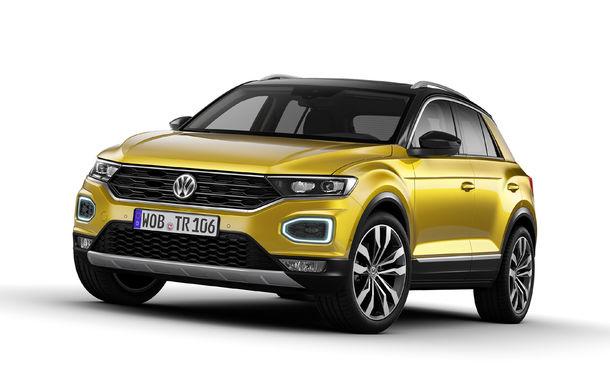 Volkswagen T-Roc: fratele mai mic al lui Tiguan a fost prezentat oficial - Poza 27
