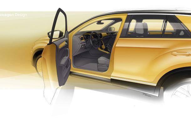 Volkswagen T-Roc: fratele mai mic al lui Tiguan a fost prezentat oficial - Poza 38