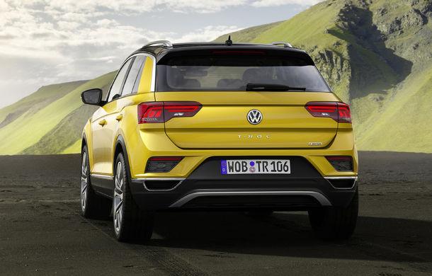 Volkswagen T-Roc: fratele mai mic al lui Tiguan a fost prezentat oficial - Poza 6
