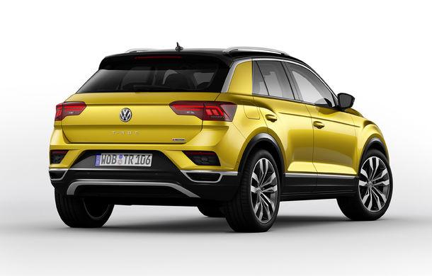 Volkswagen T-Roc: fratele mai mic al lui Tiguan a fost prezentat oficial - Poza 28