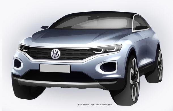 Volkswagen T-Roc: fratele mai mic al lui Tiguan a fost prezentat oficial - Poza 31