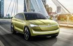 Skoda nu va crea un brand separat pentru modelele sale electrice, despre care spune că vor avea prețuri accesibile