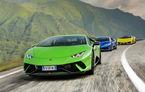 Lamborghini țintește sus: șapte versiuni noi pentru Huracan și un înlocuitor de 1.000 CP pentru Aventador