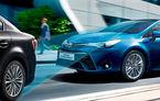 Toyota susține că frânarea automată de urgență instalată pe mașinile sale a redus numărul accidentelor cu 90%