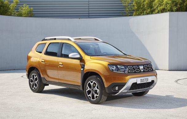 Noul Dacia Duster este aici. Galerie foto cu a doua generație a SUV-ului românesc - Poza 1
