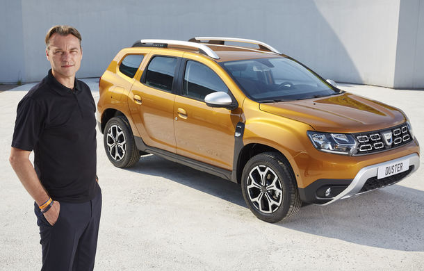 Noul Dacia Duster este aici. Galerie foto cu a doua generație a SUV-ului românesc - Poza 2
