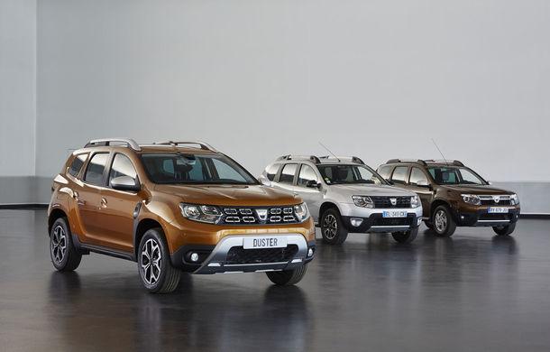Noul Dacia Duster este aici. Galerie foto cu a doua generație a SUV-ului românesc - Poza 3