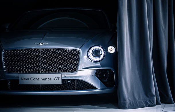 Noul Bentley Continental GT: motor turbo de 6.0 litri și 635 de cai putere și cutie de viteze cu dublu ambreiaj cu 8 trepte (UPDATE FOTO) - Poza 3