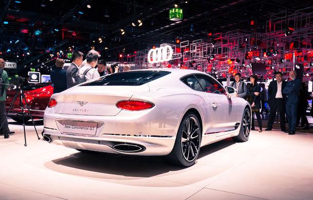 Noul Bentley Continental GT: motor turbo de 6.0 litri și 635 de cai putere și cutie de viteze cu dublu ambreiaj cu 8 trepte (UPDATE FOTO) - Poza 10