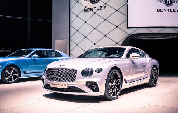 Noul Bentley Continental GT: motor turbo de 6.0 litri și 635 de cai putere și cutie de viteze cu dublu ambreiaj cu 8 trepte (UPDATE FOTO) - Poza 7