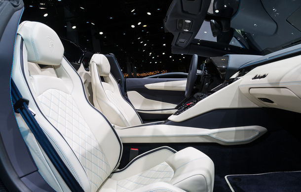 Lamborghini prezintă noul Aventador S Roadster: 740 CP și 3.0 secunde pentru 0-100 km/h (UPDATE FOTO) - Poza 10
