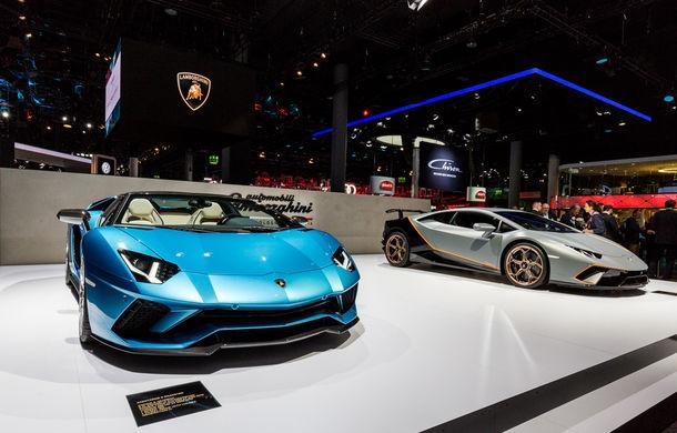 Lamborghini prezintă noul Aventador S Roadster: 740 CP și 3.0 secunde pentru 0-100 km/h (UPDATE FOTO) - Poza 3