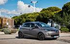 Mașinile electrice, cea mai mare creștere din Europa în 2017: Renault Zoe este pe primul loc în topul vânzărilor