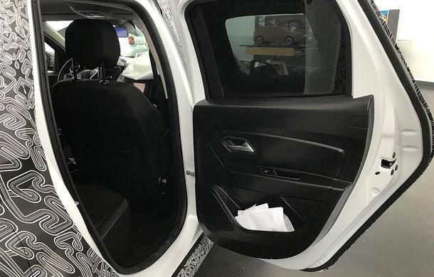 Interiorul noului Dacia Duster: tot ce trebuie să știi despre materiale, sisteme și ergonomia noii generații - Poza 6