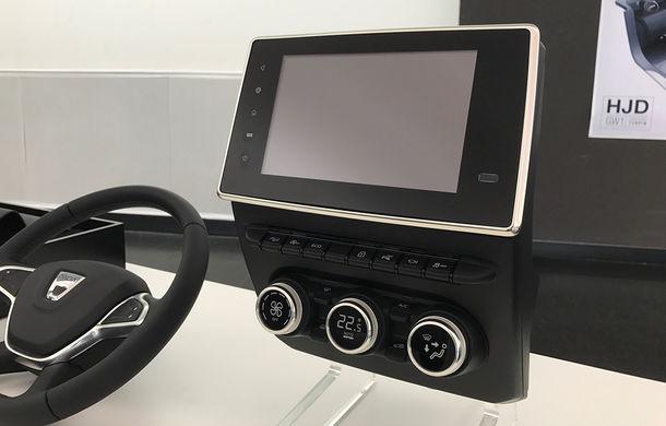 Interiorul noului Dacia Duster: tot ce trebuie să știi despre materiale, sisteme și ergonomia noii generații - Poza 2
