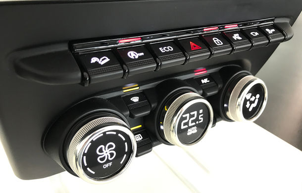 Interiorul noului Dacia Duster: tot ce trebuie să știi despre materiale, sisteme și ergonomia noii generații - Poza 23