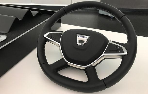 Interiorul noului Dacia Duster: tot ce trebuie să știi despre materiale, sisteme și ergonomia noii generații - Poza 3