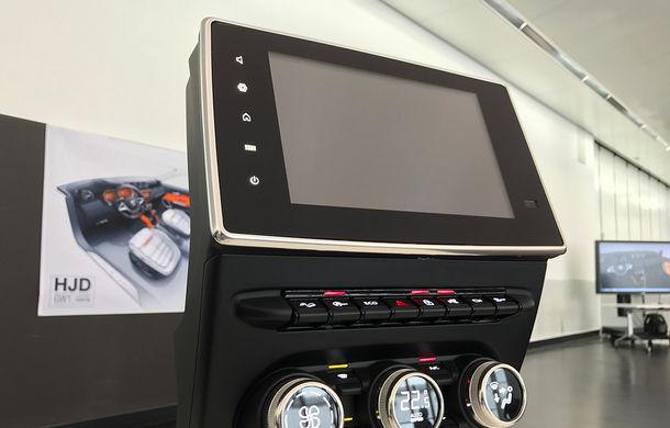 Interiorul noului Dacia Duster: tot ce trebuie să știi despre materiale, sisteme și ergonomia noii generații - Poza 22