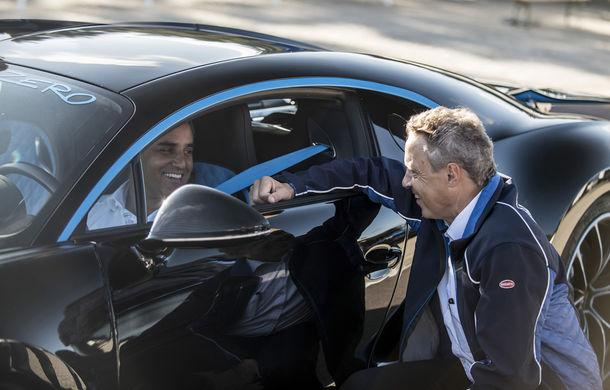 Bugatti Chiron a reușit o performanță impresionantă: 0-400-0 km/h în doar 42 de secunde (UPDATE VIDEO) - Poza 7