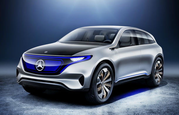Mercedes va avea versiuni electrice pentru toate modelele din 2022, iar brandul Smart va avea doar modele electrice - Poza 1