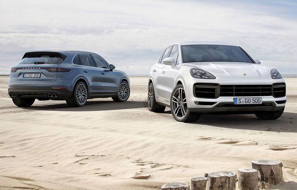 Vârf de lance: Porsche a lansat noul Cayenne Turbo cu 550 de cai putere - Poza 10