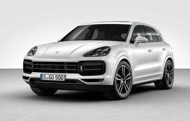 Vârf de lance: Porsche a lansat noul Cayenne Turbo cu 550 de cai putere - Poza 11
