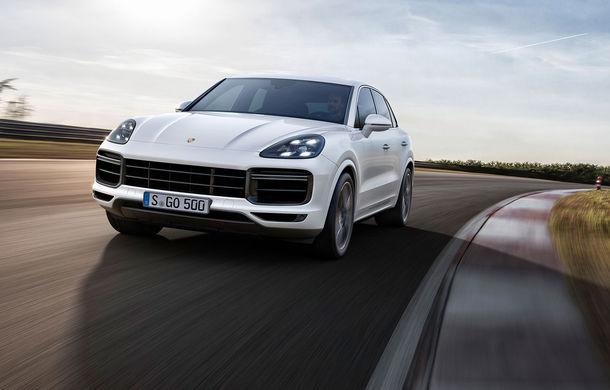 Vârf de lance: Porsche a lansat noul Cayenne Turbo cu 550 de cai putere - Poza 2