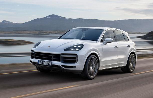 Vârf de lance: Porsche a lansat noul Cayenne Turbo cu 550 de cai putere - Poza 1