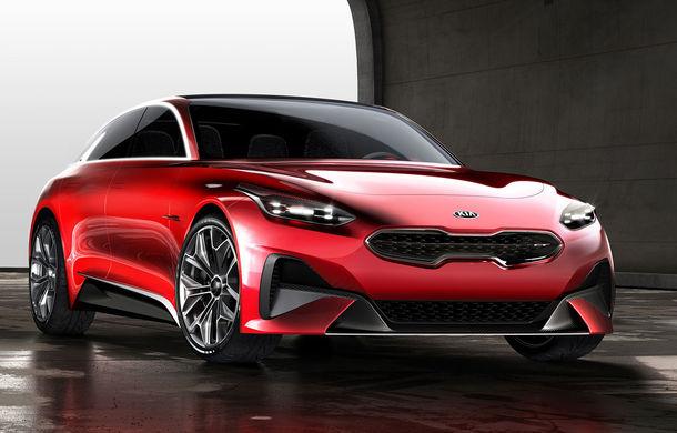 Kia Proceed Concept: indicii de design pentru viitoarea generație - Poza 1