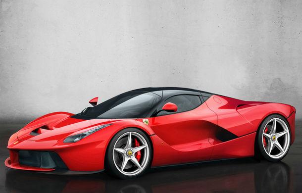 Ferrari și Lamborghini pregătesc hibrizi pentru modelele lor: mașinile full-electrice nu intră încă în calcule - Poza 1