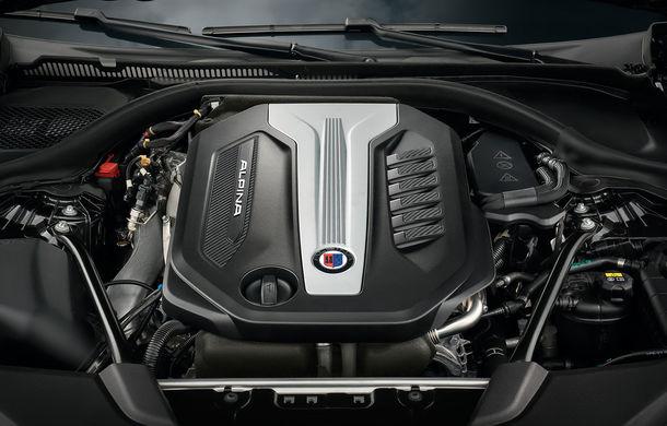 Un diesel în lumea electricelor: Alpina a prezentat la Frankfurt noul D5 S cu 388 CP și 800 Nm - Poza 16