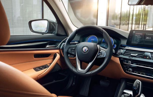 Un diesel în lumea electricelor: Alpina a prezentat la Frankfurt noul D5 S cu 388 CP și 800 Nm - Poza 17