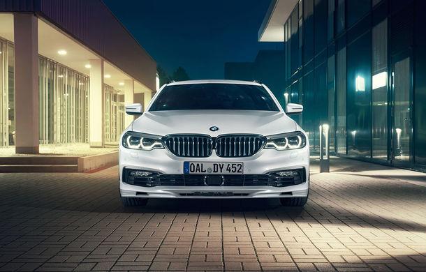 Un diesel în lumea electricelor: Alpina a prezentat la Frankfurt noul D5 S cu 388 CP și 800 Nm - Poza 10