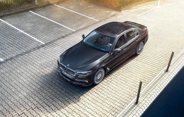 Un diesel în lumea electricelor: Alpina a prezentat la Frankfurt noul D5 S cu 388 CP și 800 Nm - Poza 14