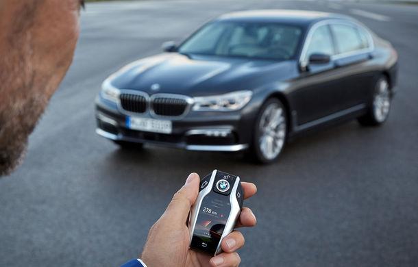 """BMW ar putea renunța la cheile pentru mașini: """"Oamenii intră în vehicule cu aplicația pentru smartphone"""" - Poza 1"""