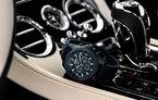 Ce se asortează cu noul Continental GT? Un ceas Bentley GT Dark Sapphire Edition produs în doar 500 de exemplare