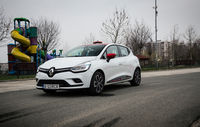 Test drive Renault Clio facelift