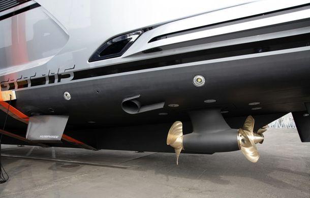 Cel mai scump produs desenat de Porsche este un iaht: Dynamiq GTT 115 costă 14 milioane de euro - Poza 5
