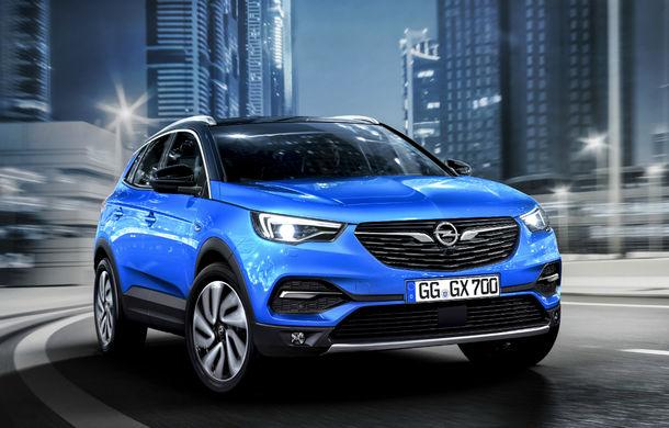 Prețuri Opel Grandland X în România: înlocuitorul lui Antara pleacă de la 18.700 de euro cu TVA - Poza 1