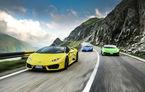 Plăcerea de a conduce: Lamborghini nu are în plan un model complet autonom