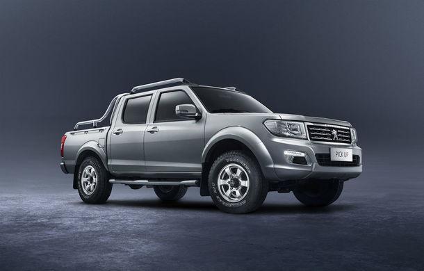 Parteneriat cu chinezii: Peugeot-Citroen va dezvolta un pick-up cu capacitate de încărcare de o tonă până în 2020 - Poza 1