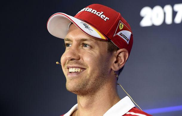 Vettel răsuflă ușurat: germanul poate folosi cutia de viteze în Japonia, dar Ferrari va face schimbări pentru îmbunătățirea fiabilității - Poza 1