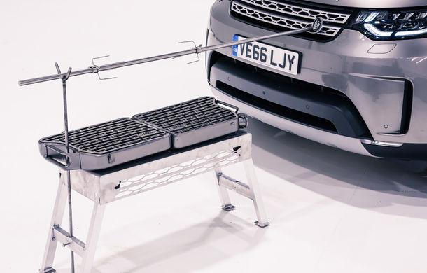 Un Land Rover Discovery croit după chipul și asemănarea lui Jamie Oliver: visul oricărui chef pasionat de mașini - Poza 8