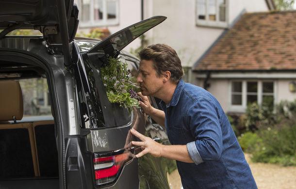 Un Land Rover Discovery croit după chipul și asemănarea lui Jamie Oliver: visul oricărui chef pasionat de mașini - Poza 3